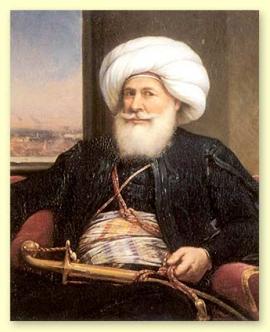Mohamed Ali (1769 - 1849)
